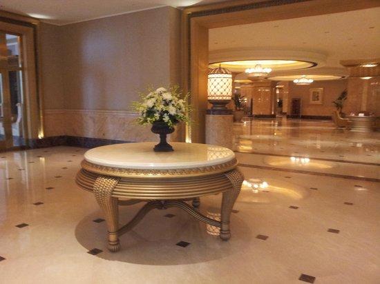 Emirates Palace: Palace interior