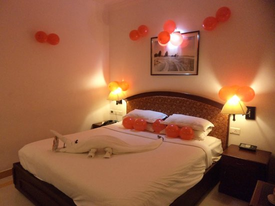 PJ Princess Regency : Room decoration