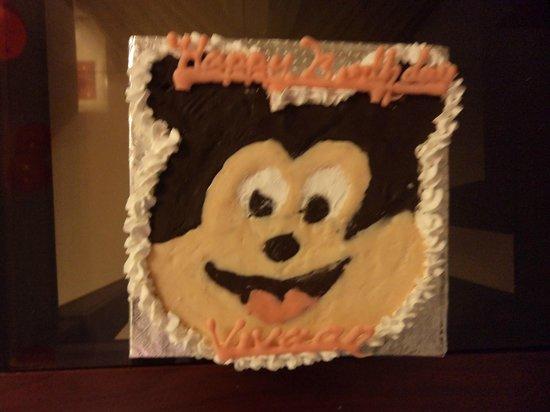 PJ Princess Regency: Birthday Cake