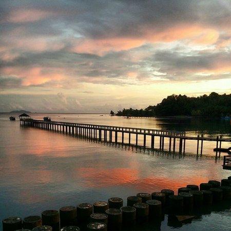 Cocotinos Manado: Sunrise