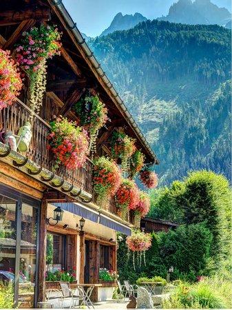 Auberge du Manoir: L'Auberge l'été