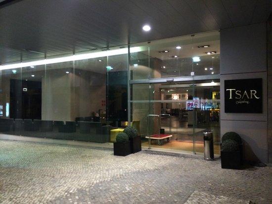 Czar Lisbon Hotel : Entrada