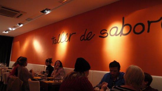 Casa 9 Restaurante : cozy place