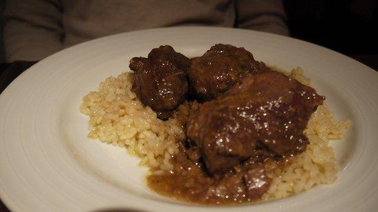 Casa 9 Restaurante : Tender pork cheek