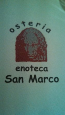 Osteria Enoteca San Marco