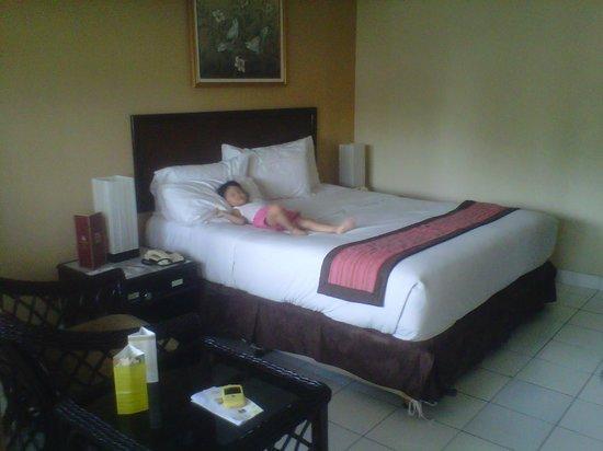 The Jayakarta Yogyakarta Hotel & Spa: deluxe view garden