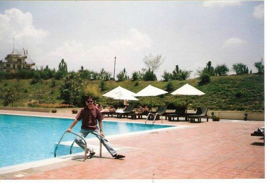 Hyatt Regency Kathmandu: At the Pool