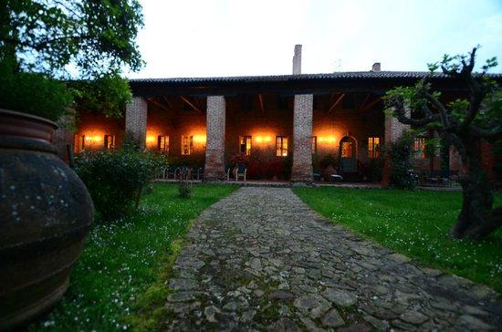 Agriturismo Tenuta Castel Venezze: sundowners
