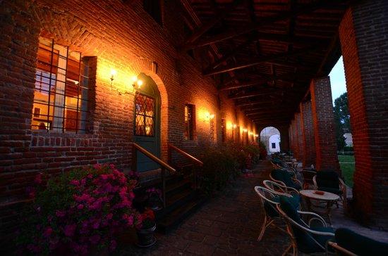 Agriturismo Tenuta Castel Venezze: warm glow