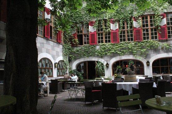 Forsterbräu Meran: Oase der Ruhe