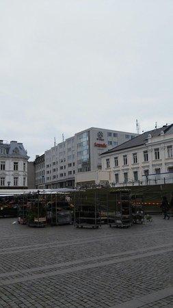 Scandic S:t Jörgen: Отель
