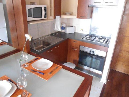 HorizonGroup Apartment: COZINHA