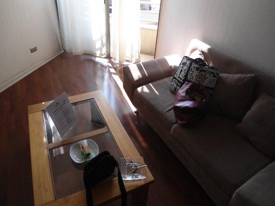 HorizonGroup Apartment: SALA
