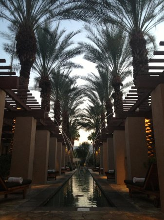 Hyatt Palm Springs: 7