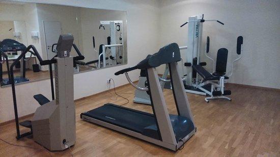 NH Wien Belvedere : Gym