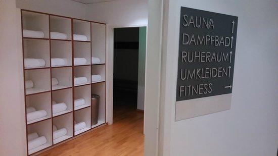 NH Wien Belvedere : Wellness