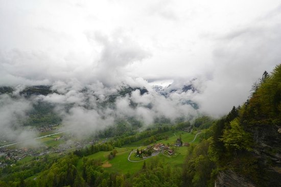Reichenbach Falls: Рейхенбахский водопад