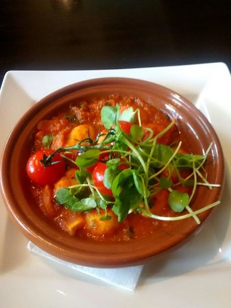 Village Hotel Coventry : Great tasting food at verve !