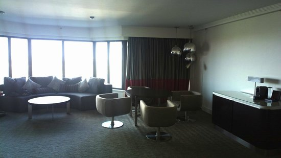 Pullman Melbourne Albert Park: Room on first stay