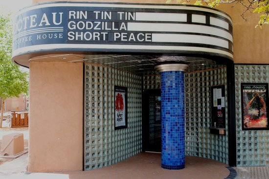 Inn of the Turquoise Bear: Art Deco Cinema by Railyard.
