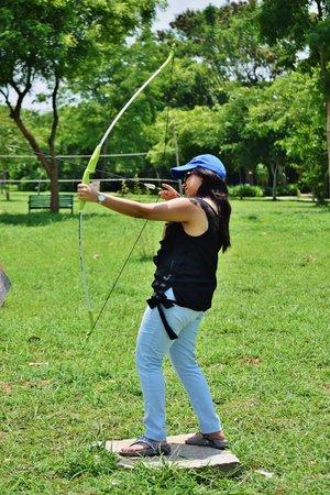 The Serai Kabini: Archery