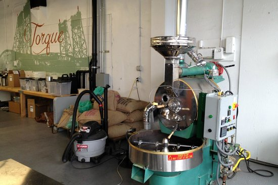 Torque Coffee: Yep, they roast their own.
