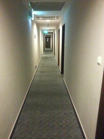 Fragrance Hotel - Riverside : Lorong Hotel
