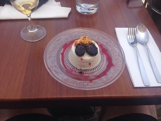 Commando Restaurant : dessert