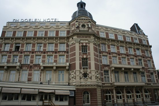 NH Collection Amsterdam Doelen: гостиница