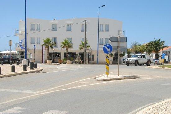 Mareta Beach Boutique Bed & Breakfast: Mareta beach hotel, Sagres