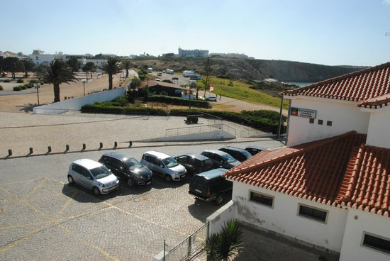 Mareta Beach Boutique Bed & Breakfast: Mareta beach hotel, one view from room