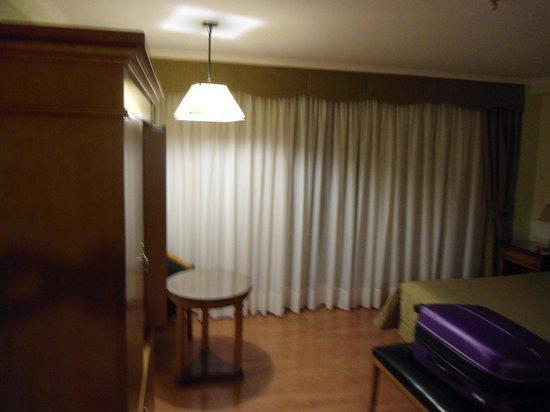 Hotel Villa Huinid Bustillo: O quarto 1
