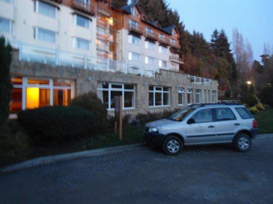 Hotel Villa Huinid Bustillo: O hotel 1