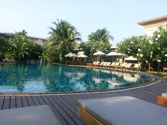 Metadee Resort and Villas : Main Pool