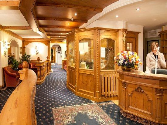 Europeo Charme & Relax Hotel: Lobby