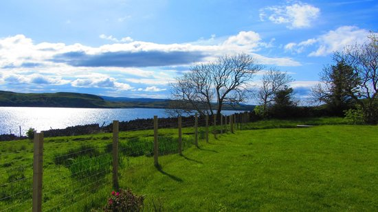 Allt na Criche B&B: View