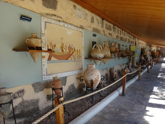 Bodrum Museum of Underwater Archaeology: Амфоры