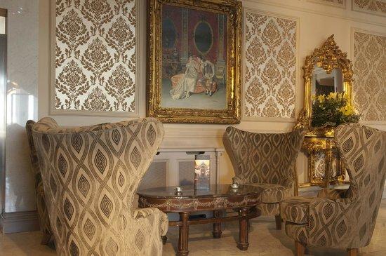Clanree Hotel: Hotel Lobby