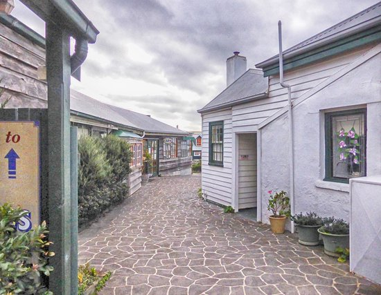 Touchwood Cottages: Touchwood, Stanley, Tasmania