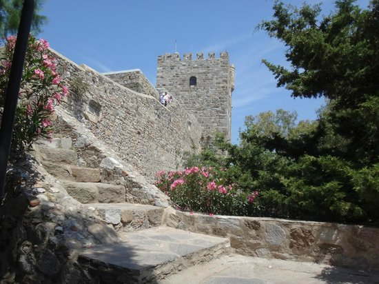 Castle of St. Peter : Часть замка
