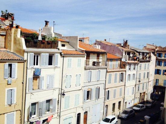 InterContinental Marseille - Hotel Dieu: vue