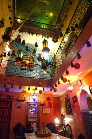 Riad Layla Rouge: beautiful riad