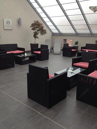 Opera Garden Hotel & Apartments: Solarium