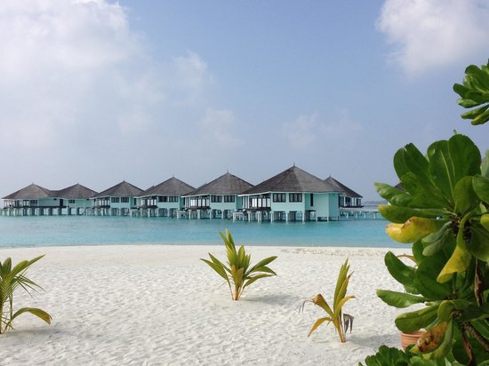 Kihaad Maldives: Le ville sull'acqua!