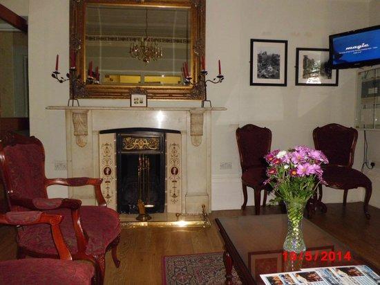 Shakespeare Hotel: lobby