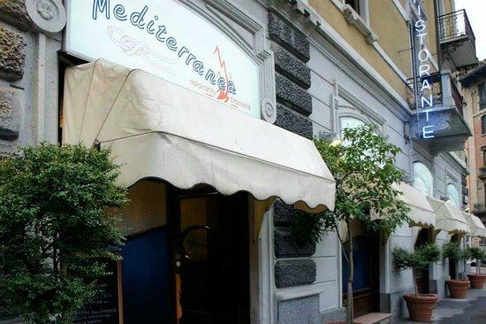 Ristorante Mediterranea: restaurant