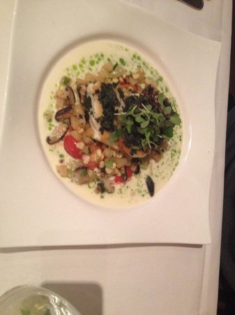 Napa Valley Bistro: Yummy Halibut