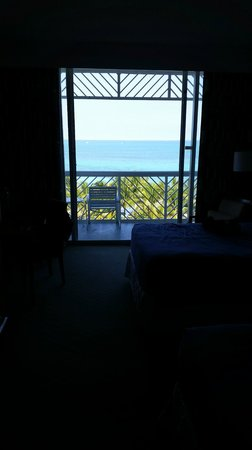 Grand Lucayan, Bahamas: View from Door