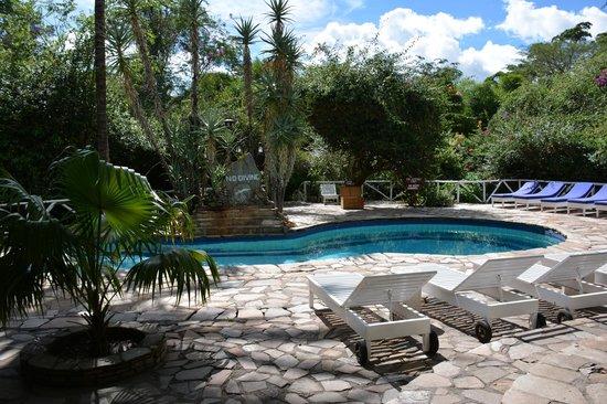 Fig Tree Camp: プール、更衣室とシャワーあり