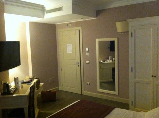 Hotel Palazzo dei Mercanti: Camera